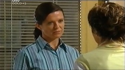 Dr Hamill, Susan Kennedy in Neighbours Episode 4678
