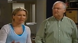 Steph Scully, Harold Bishop in Neighbours Episode 4679