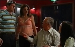 David Bishop, Liljana Bishop, Harold Bishop, Gabrielle Walker in Neighbours Episode 4703