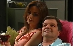 Liljana Bishop, David Bishop in Neighbours Episode 4703