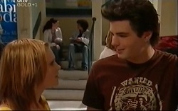 Janae Timmins, Mike Pill in Neighbours Episode 4703