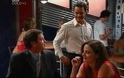 David Bishop, Paul Robinson, Liljana Bishop in Neighbours Episode 4703
