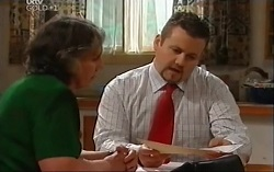 Mary Panopoulos, Toadie Rebecchi in Neighbours Episode 4704