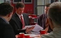 David Bishop, Harold Bishop in Neighbours Episode 4704