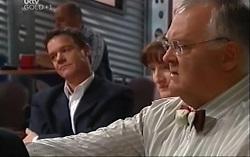 Paul Robinson, Harold Bishop in Neighbours Episode 4704