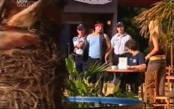 Reuben Hausman (Roo) in Neighbours Episode 4704