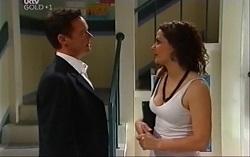 Paul Robinson, Liljana Bishop in Neighbours Episode 4704