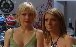 Sindi Watts, Izzy Hoyland in Neighbours Episode 4705
