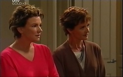 Lyn Scully, Susan Kennedy in Neighbours Episode 4705