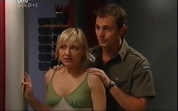 Sindi Watts, Stuart Parker in Neighbours Episode 4705