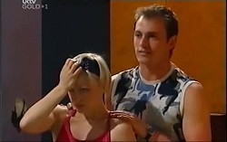 Sindi Watts, Stuart Parker in Neighbours Episode 4706