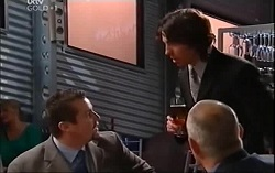 Toadie Rebecchi, Dylan Timmins in Neighbours Episode 4706
