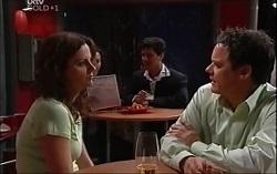 Liljana Bishop, Paul Robinson in Neighbours Episode 4707