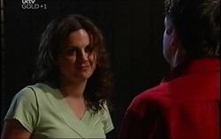 Liljana Bishop, David Bishop in Neighbours Episode 4707