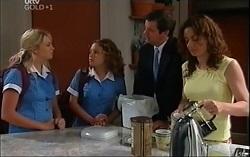 Sky Mangel, Serena Bishop, David Bishop, Liljana Bishop in Neighbours Episode 4707
