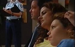 David Bishop, Liljana Bishop, Serena Bishop in Neighbours Episode 4708