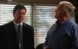 David Bishop, Harold Bishop in Neighbours Episode 4708