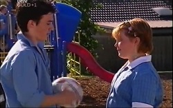 Stingray Timmins, Bree Timmins in Neighbours Episode 4708