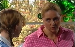 Janae Timmins, Janelle Timmins in Neighbours Episode 4708