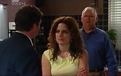 David Bishop, Liljana Bishop, Harold Bishop in Neighbours Episode 4709