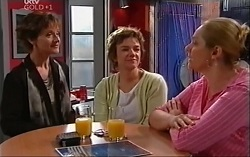 Susan Kennedy, Lyn Scully, Janelle Timmins in Neighbours Episode 4709