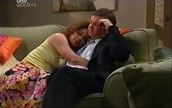 Liljana Bishop, David Bishop in Neighbours Episode 4709