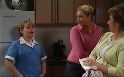 Bree Timmins, Janelle Timmins, Lyn Scully in Neighbours Episode 4709