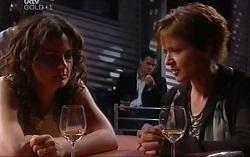Liljana Bishop, Susan Kennedy in Neighbours Episode 4709
