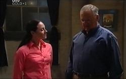 Gabrielle Walker, Harold Bishop in Neighbours Episode 4709