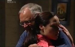 Harold Bishop, Gabrielle Walker in Neighbours Episode 4710