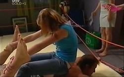 Janae Timmins, Stuart Parker in Neighbours Episode 4710