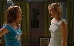 Janae Timmins, Sindi Watts in Neighbours Episode 4710