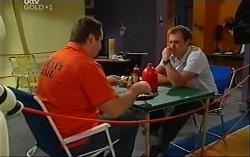 Toadie Rebecchi, Stuart Parker in Neighbours Episode 4710