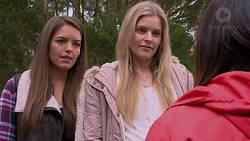 Paige Smith, Amber Turner in Neighbours Episode 7201