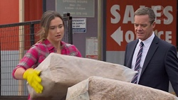 Amy Williams, Paul Robinson in Neighbours Episode 7201