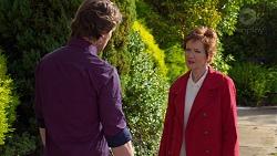 Brad Willis, Susan Kennedy in Neighbours Episode 7201