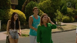 Imogen Willis, Josh Willis, Terese Willis in Neighbours Episode 7202