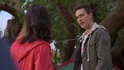 Imogen Willis, Josh Willis in Neighbours Episode 7203