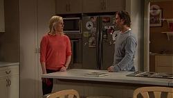 Lauren Turner, Brad Willis in Neighbours Episode 7203