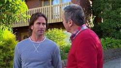Brad Willis, Karl Kennedy in Neighbours Episode 7203