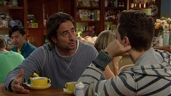 Brad Willis, Josh Willis in Neighbours Episode 7203