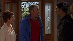 Susan Kennedy, Karl Kennedy, Ben Kirk in Neighbours Episode 7204