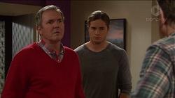 Karl Kennedy, Tyler Brennan in Neighbours Episode 7204