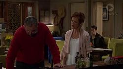 Karl Kennedy, Susan Kennedy, Ben Kirk in Neighbours Episode 7204