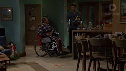 Toadie Rebecchi, Mark Brennan in Neighbours Episode 7204