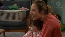 Nell Rebecchi, Sonya Mitchell in Neighbours Episode 7204