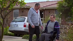 Karl Kennedy, Toadie Rebecchi in Neighbours Episode 7205