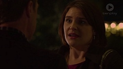Paul Robinson, Naomi Canning in Neighbours Episode 7205