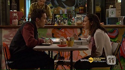 Josh Willis, Imogen Willis in Neighbours Episode 7206