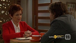 Susan Kennedy, Brad Willis in Neighbours Episode 7206